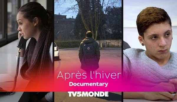 Après l'Hiver sur TV5