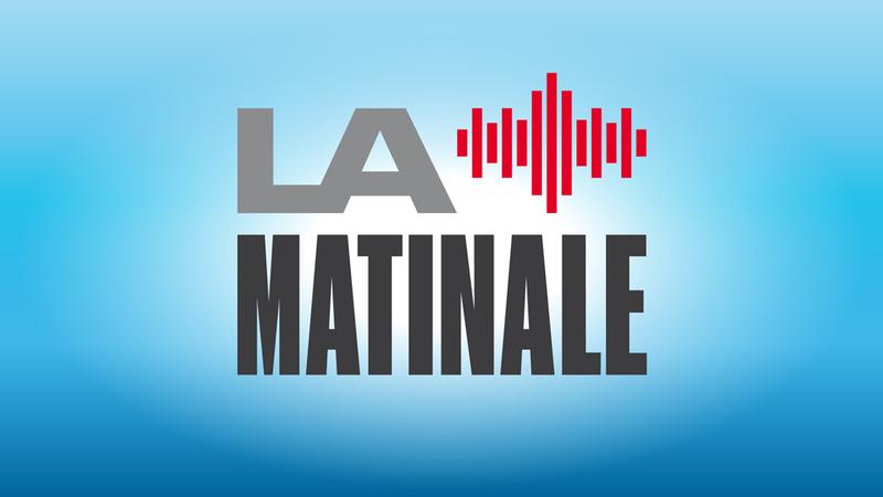 Adrien Bordone à La Matinale de la RTS