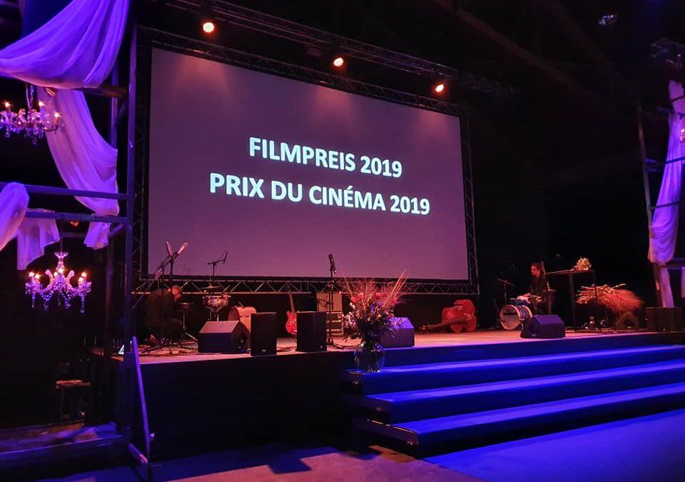 Alexia, Kevin & Romain gagne le Prix bernois du cinéma